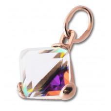 """Подвеска с кристаллом """"Swarovski"""" 063.2"""