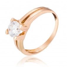 Золотое помолвочное кольцо 1/1049