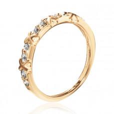 Золотое кольцо Crown of thorns 1/1201