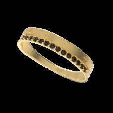 Золотое кольцо Cartier 1/1207