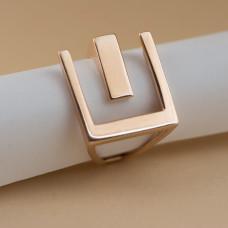 Золотое кольцо в стиле Тризуб 1/1209