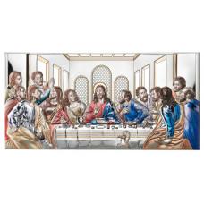 Икона Тайная Вечеря цветная 81221 COL