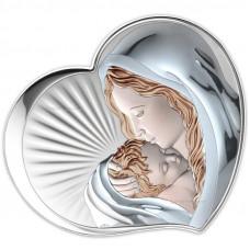 Мадонна с младенцем в цвете 81295 COL